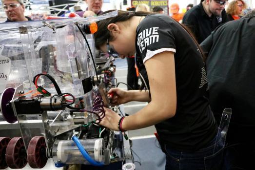 Nadia Robot