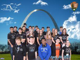Arch Team Photo