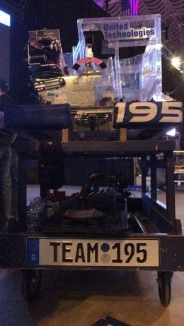 Robot on Cart