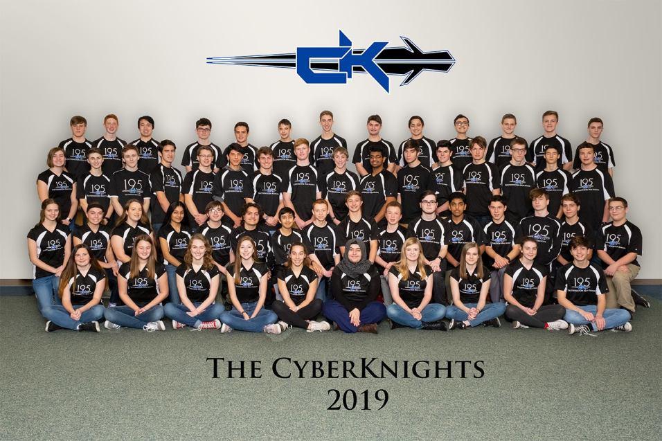 2019 team photo